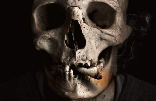 Cigarettes kill