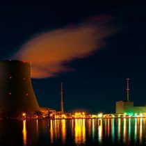 Support nuclear power plants