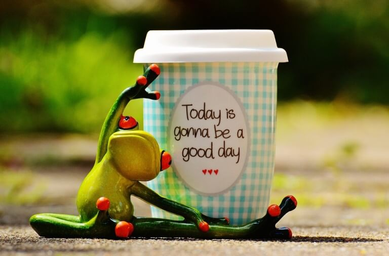 It is going to be a great day
